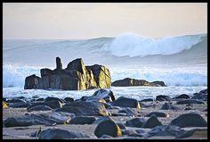 Shark Rock, the HAVEN,   Wild Coast - SA