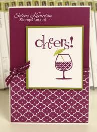 happy hour stampin up - Google Search