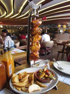Nando s portuguese chicken paella recipe