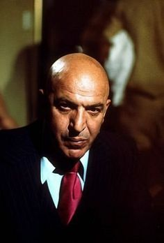 Telly Savalas... Never imagined I would be there one day... :-)