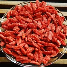 goji berry promote for your  longevity!