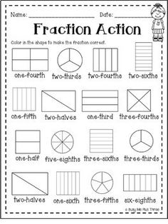 Numerator and Denominator: Basic Fraction Terms