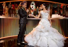 Steal Katniss's Wedding Dress from The Hunger Games: Catching Fire