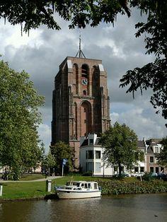 Leeuwarden - Oldehove, FrieslandHindeloopen, Friesland - Netherlands