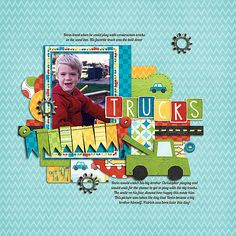 Trucks - Scrapbook.com