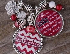 This item is unavailable Niece Gifts, Auntie Gifts, Bff Gifts, Best Friend Gifts, Gifts For Friends, Gifts For Mom, Personalized Teacher Gifts, Personalized Jewelry, Back To School Gifts