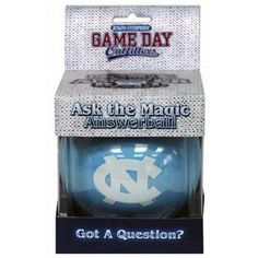 UNC - college apparel - Magic Answer Ball - Games & Toys