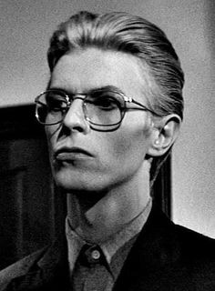 David Bowie as Thomas Jerome Newton