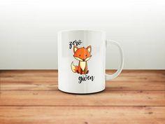 Zero Fox Given Coffee Mug / Coffee Mug / Statement Mug / Funny