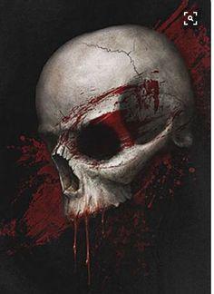 #skulls #bloodyskull