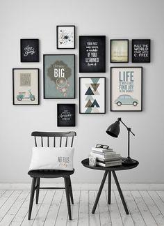 Wandkunst-Drucke Multi Print Rabatt der 10 Drucke bieten