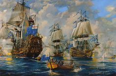 Battle of Texel, 1673