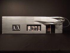 Armani Exchange retail concept 2007  #tbt #armaniexchange #artcenter