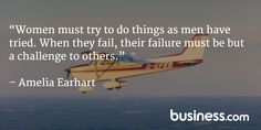 Quote of the day: Happy Birthday Amelia Earhart