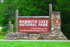 Mammoth Cave National Park is located central Kentucky, about 35 miles northeast of Bowling Green, KY and about 90 miles southwest of Louisville, KY and about 90 miles northeast on Nashville, TN.