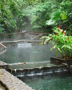 Eco Termales Resort (Costa Rica) - an intimate jungle-framed hot spring resort