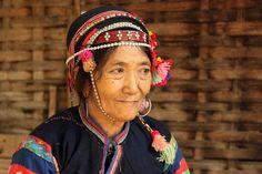 Ha Nhi woman