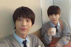 "Taishi Nakagawa x Yudai Chiba, BTS, J LA movie ""ReLIFE"". release: Apr/15/2017"