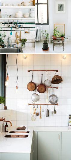 Kjøkken. Fronter og benk