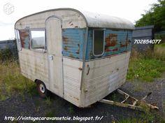 Caravanes vintage et Cie...