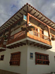 Arquitectura Colonial - Villa de Leyva