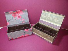 Cajas para Té - Tea Box
