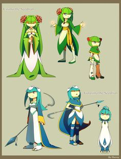 Sonic Boom: future leader and priestess. by Cheroy on DeviantArt