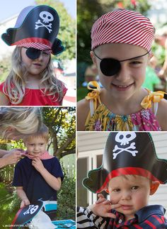 Yo Ho! Let's Go to a Kids Pirate Party