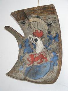 Renntartsche of Caspar von Ow, first half of the 15th century. http://www.kulturgut.info/mufue/m37/exponate/pic7.jpg