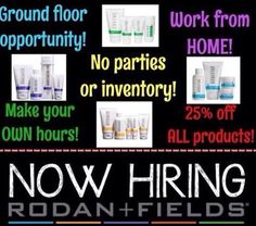 We're hiring! Looking for a plan B? Don't think direct sales is for you but want extra income? Not a salesperson? Me either! Thank goodness you don't have to be! Let's chat!