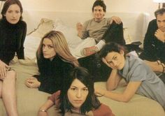Venetia Scott, Marc Jacobs, Zoe Cassavetes, Lisa Marie, Robert Duffy and Sofia Coppola Sofia Coppola, Marc Jacobs, High School Life, 90s Girl, Another Love, Lisa Marie, Duffy, Color Photography, Back In The Day