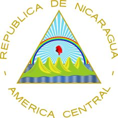 1821, Nicaragua, Capital: Managua, Ext 130370 Km2 #Nicaragua #Managua (L1907)