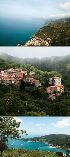 cinque terre, italy / one of my favorite places on the planet