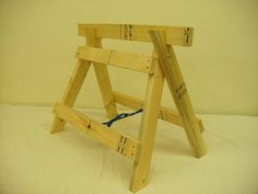 1000 Images About Woodworking Sawhorses On Pinterest