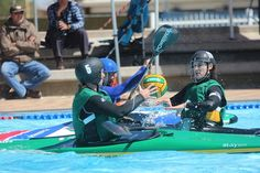 Cold Front, The Championship, Sports Stars, Canoe, Champs, Kayaking, Victorious, Competition, African