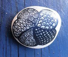 Malet Sten fra bulbjerg