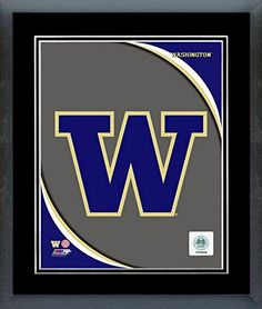 University of Washington Team Logo Framed With double black matting Ready To Hang- Awesome & Beautiful-Must For A Championship Team Fan! All Teams Logos Available-Please Go Through Description & Mention In Gift Message If Need A different Team-Choose Size Option! (16 x 20 inches University of Washington Team Logo framed print) Art and More, Davenport, IA http://www.amazon.com/dp/B00NC3AYVW/ref=cm_sw_r_pi_dp_74Fxub0FYD61Q