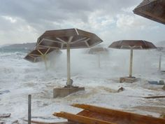 Crazy storm in Israel (wikimedia commons)