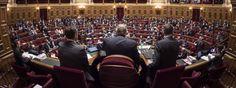 Une trentaine de parlementaires s'apprêtent à constituer un groupe En marche ! au Sénat