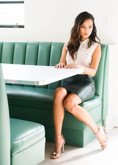 Jamie Chung   The Coveteur