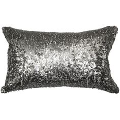 A stunning cushion with glimmering sequins on one side and velvet on the other, a perfect addition to your bedroom or living room.