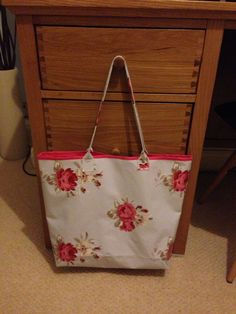 Lovely bag made by Hayley Marie