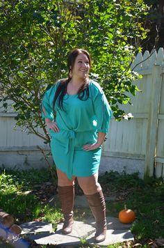 Plus size fashion for women Plus Size Fashion Blogger Full Figured & Fashionable Plus Size OOTD http://fullfiguredandfashionable.blogspot.com/