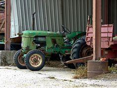 Classic Deutz Tractor