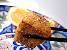 2. Delayed new year Chinese feast - Kylie Kwong's Fried Tofu with Sichuan Pepper and Salt