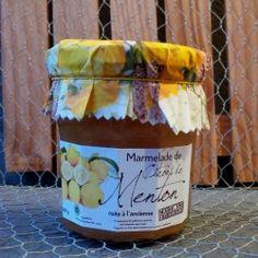 Marmelade de citrons de Menton