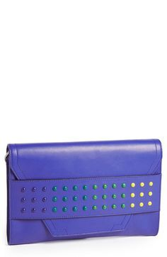 Milly 'Color Digital' Clutch available at #Nordstrom