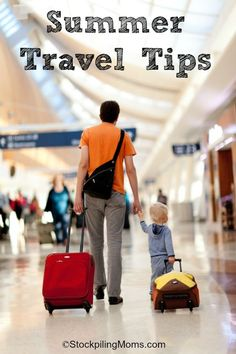 Summer Travel Tips that are a perfect guide for a summer vacation trip!