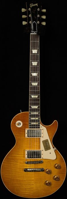 "Gibson Custom Collector's Choice #26 1959 Les Paul ""Whitford 'Burst"" #001 Whitford Sunburst"