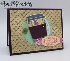 Stampin' Up! Detailed With Love Card for Stamp Ink Paper & Clearance Rack Update! – Stamp With Amy K